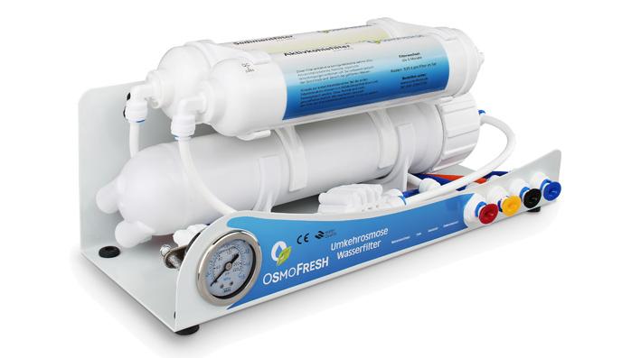 Top Osmose Wasserfilter für das Aquarium Sie haben uns gefunden! BG16