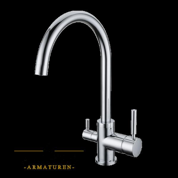 3 Wege Armatur Aqua Classic für Osmoseanlagen