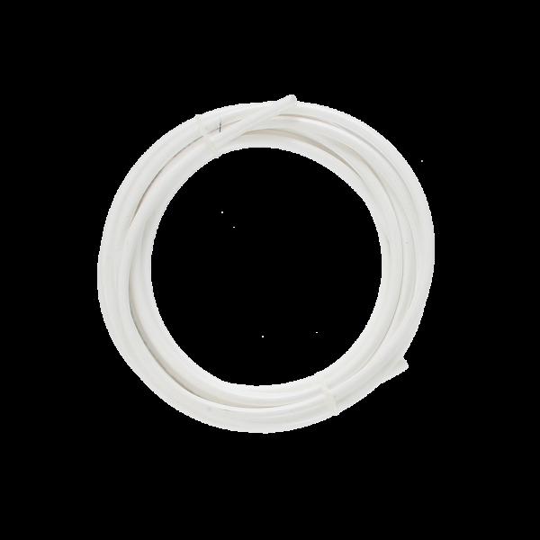 Schlauch 1/4 Zoll weiß