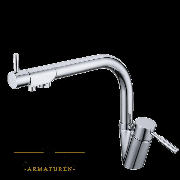 3 Wege Armatur Aqua Style für Osmoseanlagen