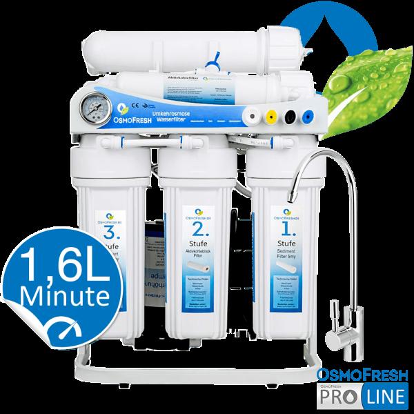 Osmoseanlage Proline X3 600 - vorne