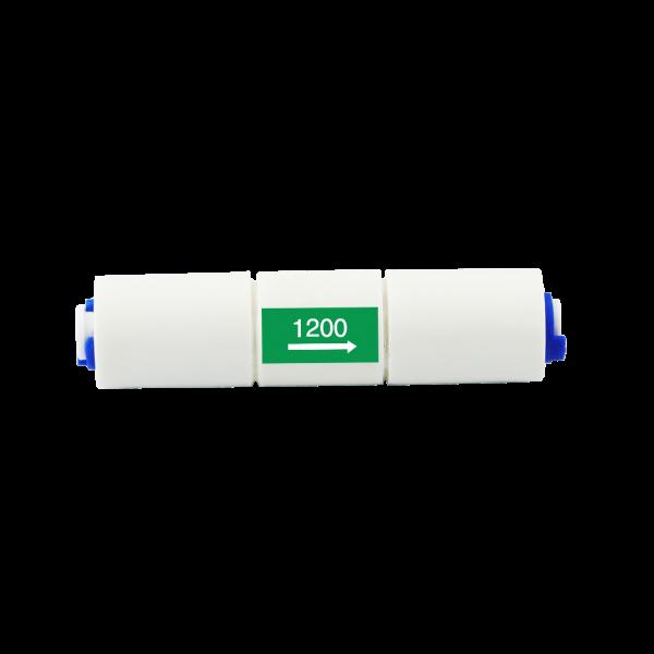 Durchflussbegrenzer Flow 1200 für Osmoseanlagen
