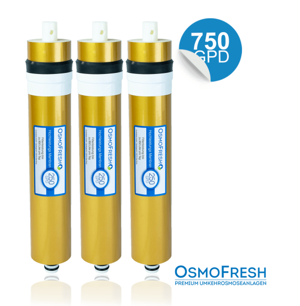 Membranset X3 750 GPD