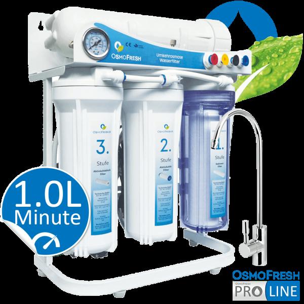 Proline 400 Directflow Osmoseanlage Titelbild