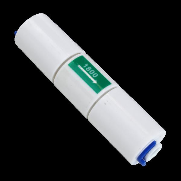 Durchflussbegrenzer 1800 für Osmoseanlagen