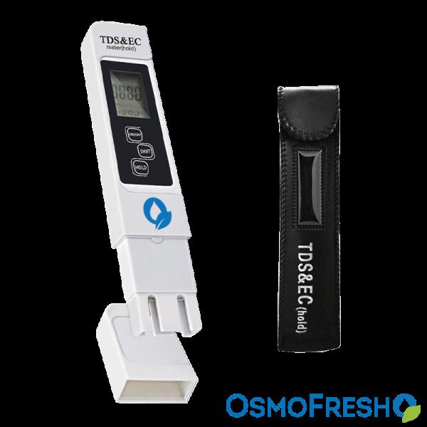TDS Messgerät für Osmoseanlagen