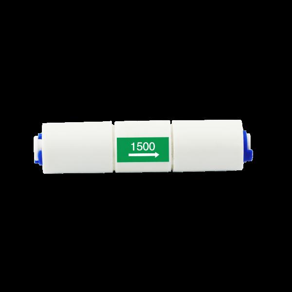 Durchflussbegrenzer Flow 1500 für Osmoseanlagen