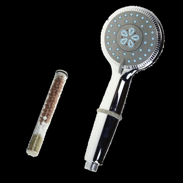 Duschkopf mit 3-in-1- Filter von Osmofresh