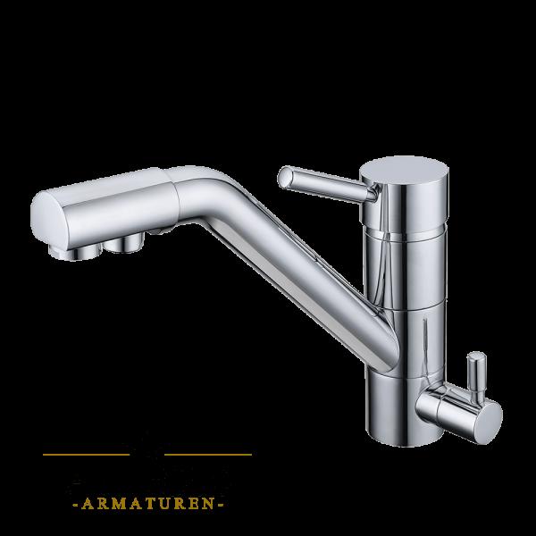 3 Wege Armatur Aqua Slim für Osmoseanlagen