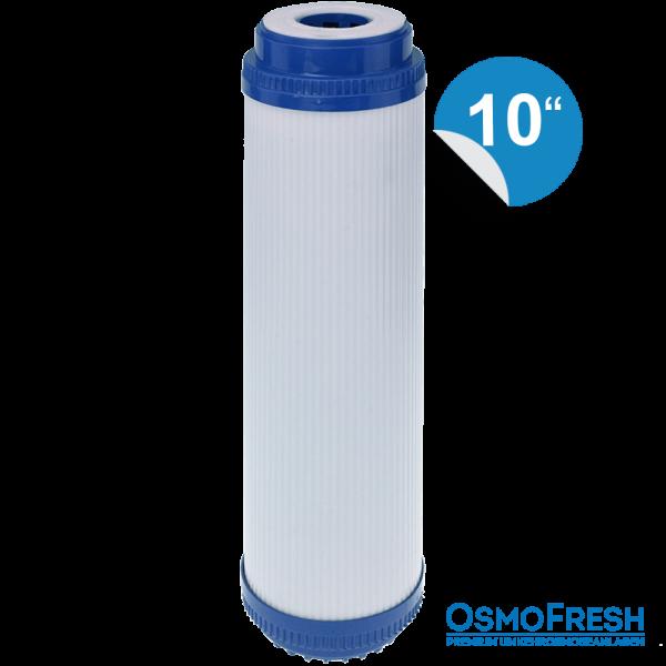 """Aktivkohlefilter 10"""" für Osmoseanlagen"""