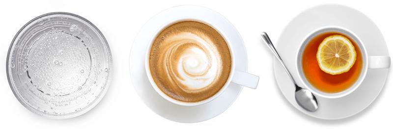 Wasser_Kaffee_Tee