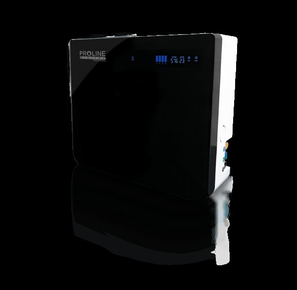 Osmoseanlage Proline Digital . Seitlich