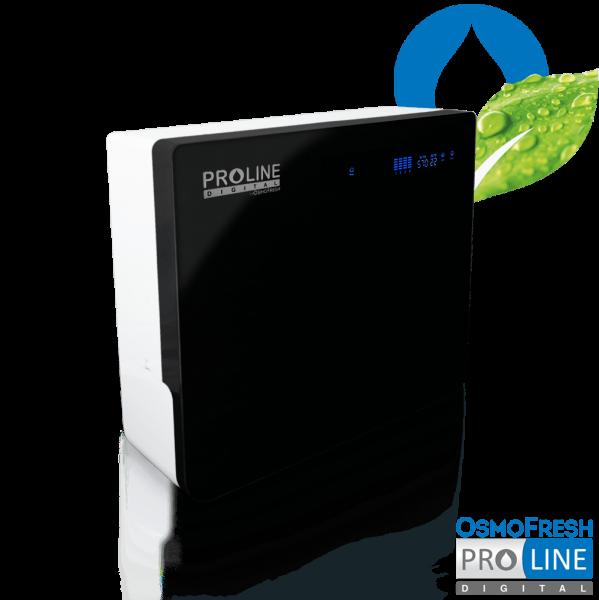 Osmoseanlage Proline Digital - Seitlich